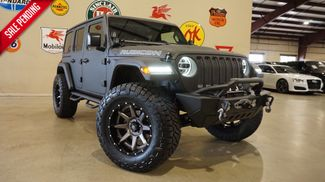 2018 Jeep Wrangler JL Unlimited Rubicon 4X4 DUPONT KEVLAR,LIFT,LED'S,FUEL WHLS in Carrollton, TX 75006