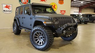 2018 Jeep Wrangler JL Unlimited Rubicon 4X4 DUPONT KEVLAR,LIFTED,LED'S in Carrollton TX, 75006