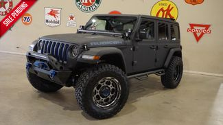 2018 Jeep Wrangler JL Unlimited Rubicon 4X4 SKY TOP,DUPONT KEVLAR,LIFTED,LED'S in Carrollton TX, 75006