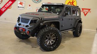 2018 Jeep Wrangler JL Unlimited Rubicon 4X4 SKY TOP,DUPONT KEVLAR,LIFTED,LED'S in Carrollton, TX 75006