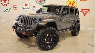 2018 Jeep Wrangler JL Unlimited Rubicon 4X4 CUSTOM,LIFTED,LED'S,NAV,LTH in Carrollton, TX 75006