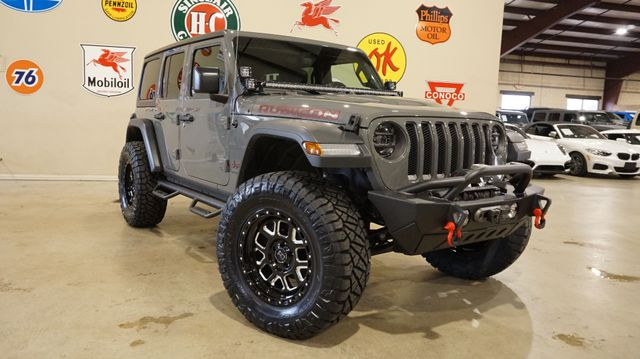 2018 Jeep Wrangler JL Unlimited Rubicon 4X4 CUSTOM,LIFTED,LED'S,NAV,LTH