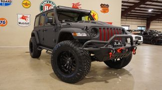 2018 Jeep Wrangler JL Unlimited Rubicon 4X4 DUPONT KEVLAR,LIFT,LED'S,NAV in Carrollton, TX 75006