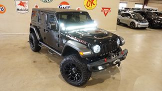 2018 Jeep Wrangler JL Unlimited Rubicon 4X4 CUSTOM,LIFTED,LED'S,NAV,FUEL WHLS in Carrollton, TX 75006