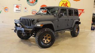 2018 Jeep Wrangler JL Unlimited Sport 4X4 DUPONT KEVLAR,LIFTED,BUMPERS in Carrollton, TX 75006