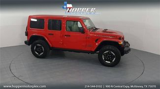 2018 Jeep Wrangler Unlimited Rubicon LIFTED W/CUSTOM WHEELS AND TIRES in McKinney Texas, 75070