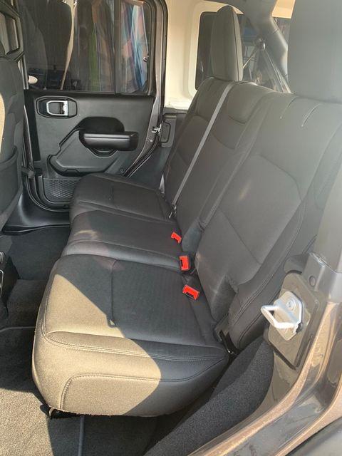 2018 Jeep Wrangler Unlimited Sport Custom Lift , Wheels & Tires in McKinney, Texas 75070