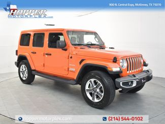 2018 Jeep Wrangler Unlimited Sahara in McKinney, Texas 75070