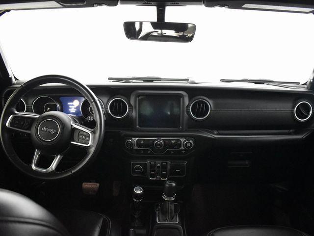 2018 Jeep Wrangler Unlimited Sahara in McKinney, Texas 75070