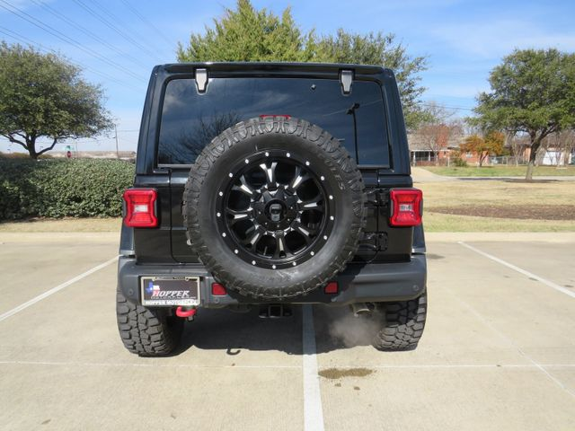 2018 Jeep Wrangler Unlimited Rubicon NEW LIFT/CUSTOM WHEELS AND TIRES in McKinney, Texas 75070