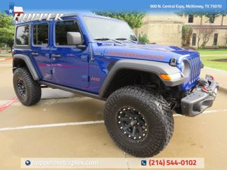 2018 Jeep Wrangler Unlimited Rubicon Custom Lift, Wheels and Tires in McKinney, Texas 75070