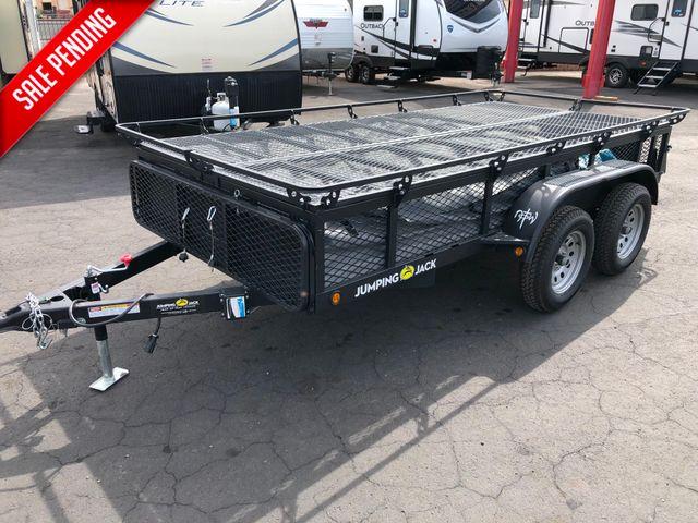 2018 Jumping Jack 6x12x8   in Surprise-Mesa-Phoenix AZ