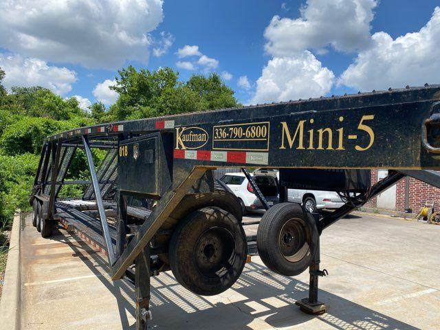 2017 Kaufman Mini 5 car hauler in Carrollton, TX 75006