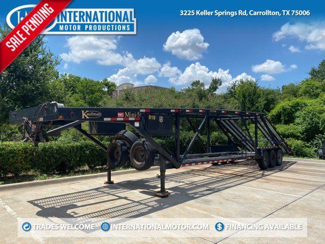 2018 Kaufman Mini 5 car hauler in Carrollton, TX 75006