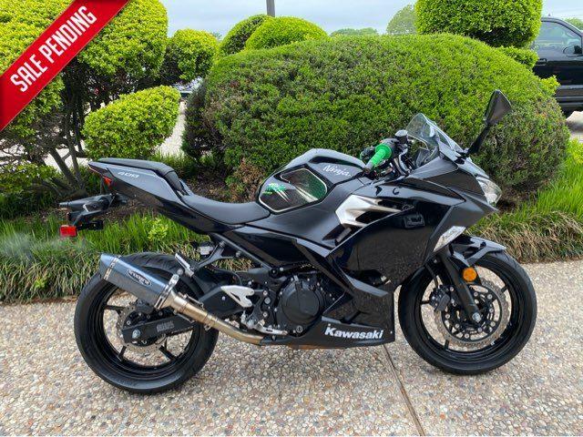 2018 Kawasaki Ninja 400 EX400HJ
