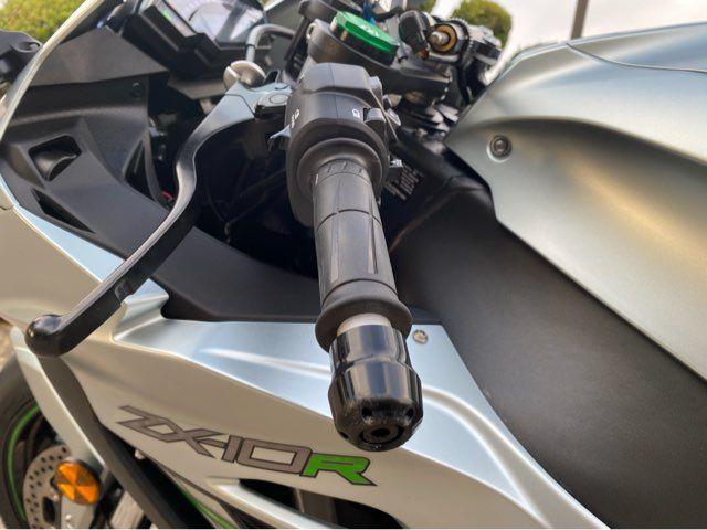 2018 Kawasaki Ninja ZX-10R in McKinney, TX 75070