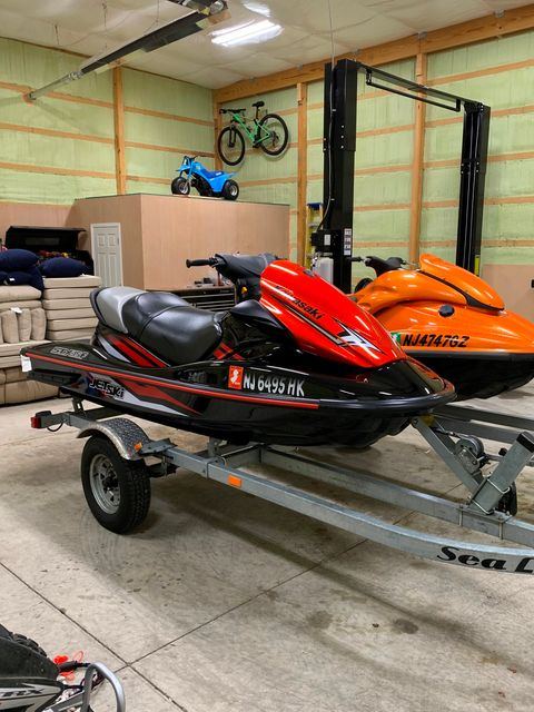 2018 Kawasaki STX-15F LIKE NEW ONLY 78 HOURS MUST SEE in Woodbury, New Jersey 08096