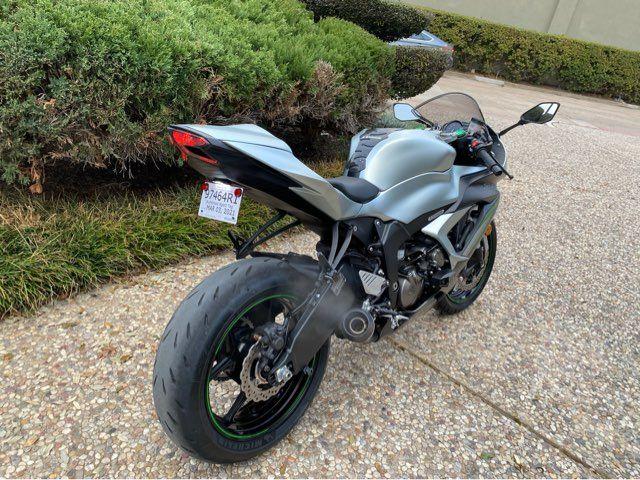 2018 Kawasaki ZX6-R in McKinney, TX 75070