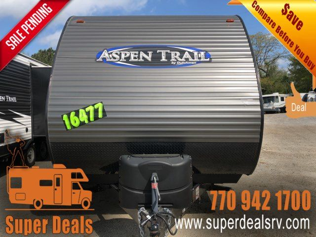 2018 Keystone ASPEN TRAIL 2390RKS-NEW