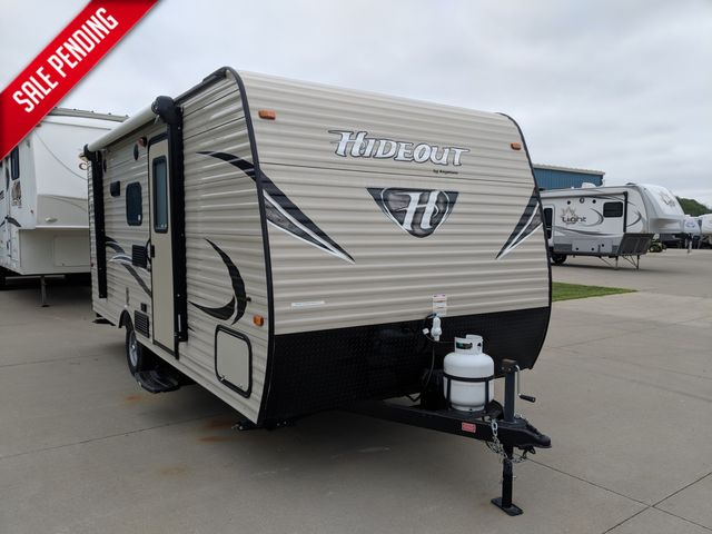2018 Keystone HIDEOUT HI175LHS18 in Mandan, North Dakota 58554