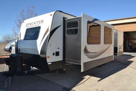 2018 Keystone SPRINTER 29FK AUTO LEVELING! in Pueblo West, Colorado