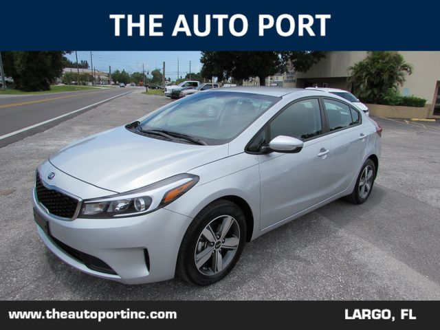 2018 Kia Forte LX in Clearwater Florida, 33773