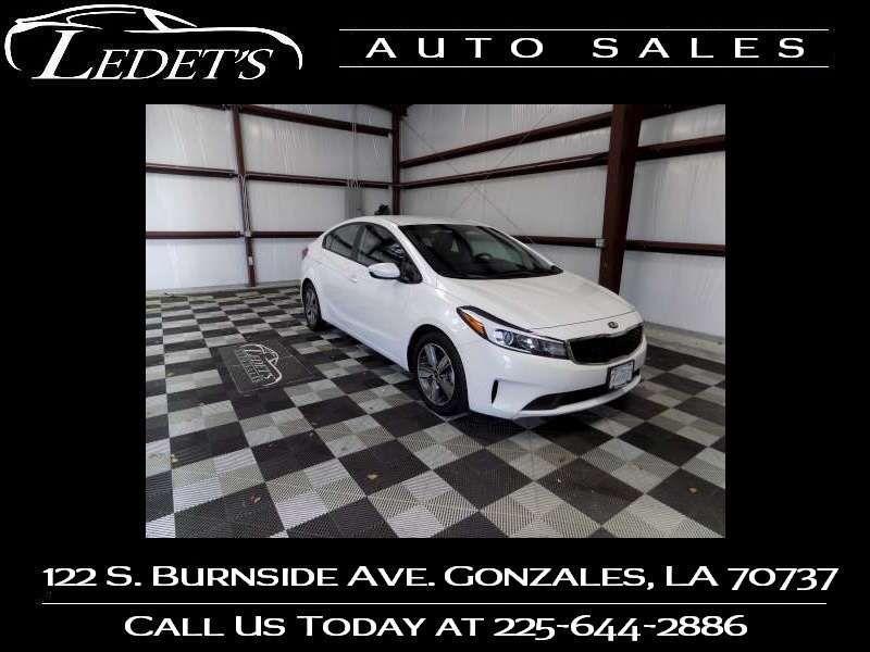 2018 Kia Forte LX - Ledet's Auto Sales Gonzales_state_zip in Gonzales Louisiana