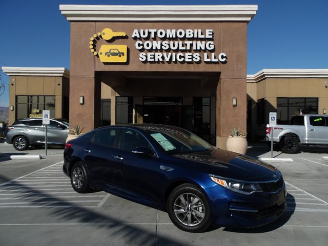 2018 Kia Optima LX 1.6T in Bullhead City AZ, 86442-6452