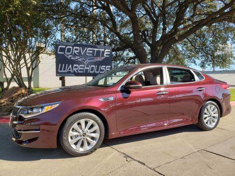 2018 Kia Optima LX Automtiac, CD Player, Alloys Wheels, Only 13k! | Dallas, Texas | Corvette Warehouse  in Dallas, Texas