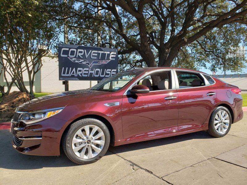 2018 Kia Optima LX Automtiac, CD Player, Alloys Wheels, Only 13k! | Dallas, Texas | Corvette Warehouse