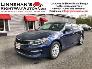 2018 Kia Optima in Bangor, ME