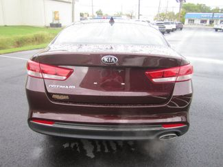 2018 Kia Optima LX  Fort Smith AR  Breeden Auto Sales  in Fort Smith, AR