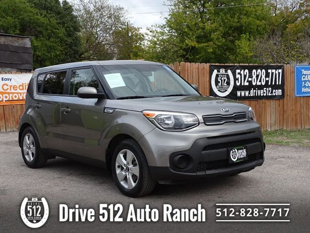 2018 Kia Soul Base in Austin, TX 78745
