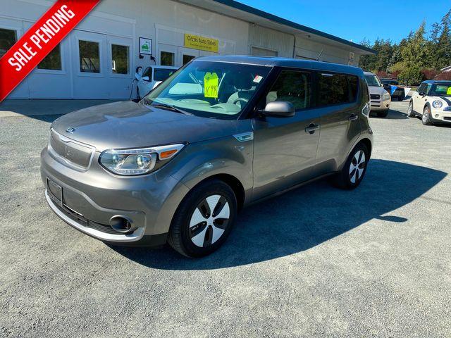 2018 Kia Soul EV EV-e