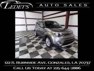 2018 Kia Soul + - Ledet's Auto Sales Gonzales_state_zip in Gonzales