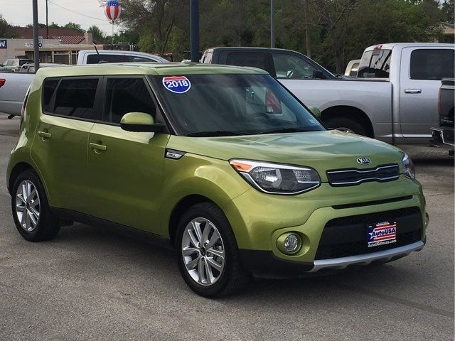 2018 Kia Soul in Irving Texas