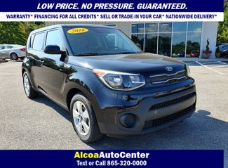 2018 Kia Soul 6-Speed w/Keyless Remote in Louisville, TN 37777