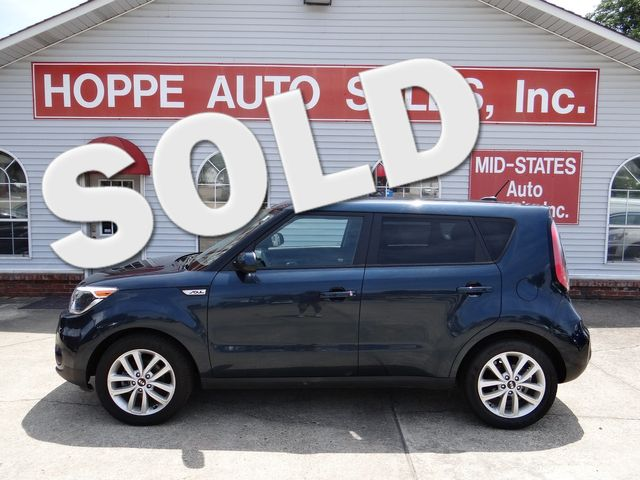 2018 Kia Soul + | Paragould, Arkansas | Hoppe Auto Sales, Inc. in  Arkansas