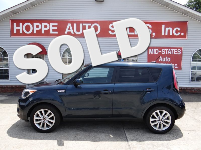 2018 Kia Soul + | Paragould, Arkansas | Hoppe Auto Sales, Inc. in Paragould Arkansas