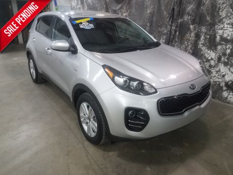 2018 Kia Sportage LX AWD in Dickinson, ND