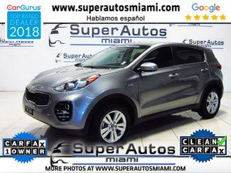 2018 Kia Sportage LX All-Wheel Drive in Doral, FL 33166