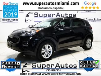 2018 Kia Sportage LX All-Wheel Drive in Doral, FL 33166