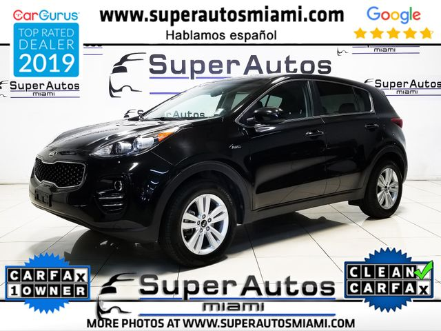 2018 Kia Sportage LX All-Wheel Drive