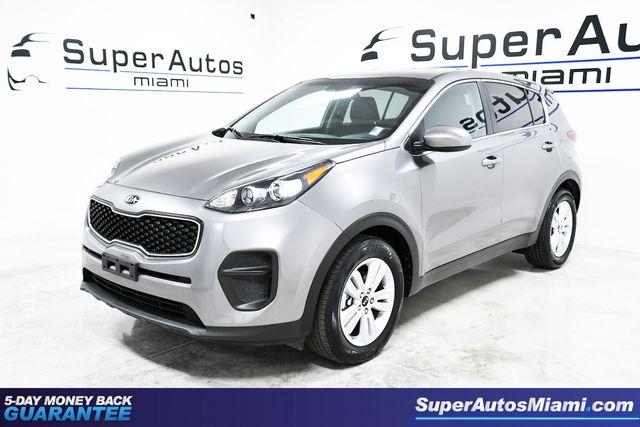 2018 Kia Sportage LX in Doral, FL 33166