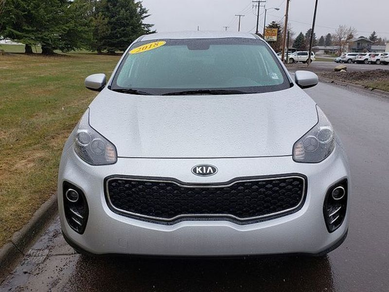 2018 Kia Sportage LX  city MT  Bleskin Motor Company   in Great Falls, MT
