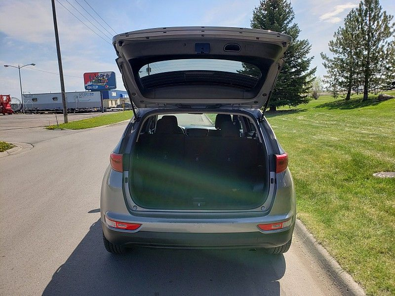 2018 Kia Sportage 4d SUV AWD LX  city MT  Bleskin Motor Company   in Great Falls, MT