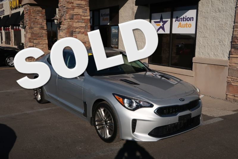 2018 Kia Stinger Base | Bountiful, UT | Antion Auto in Bountiful UT