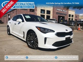 2018 Kia Stinger Premium ONE OWNER in Carrollton, TX 75006