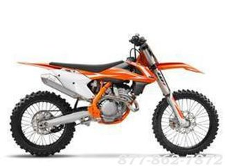 2018 Ktm 350 SX-F in Chicago, Illinois 60555