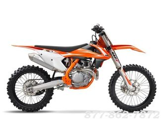 2018 Ktm 450 SX-F in Chicago, Illinois 60555